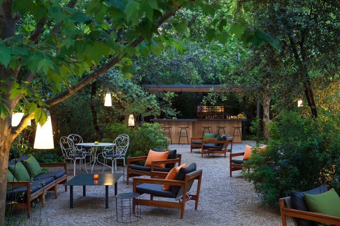 Bar Jardín del Alma